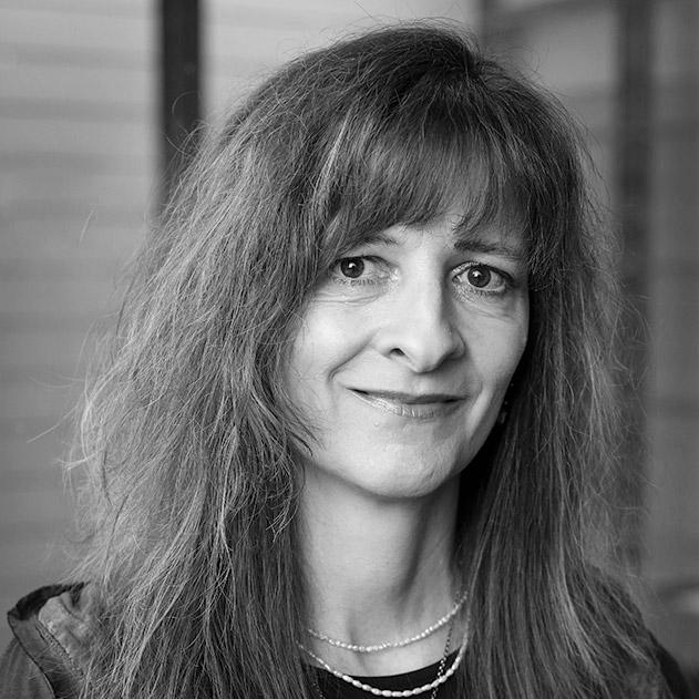 Ulrike Böker, Mitglied des Bundesvorstands des bvvp